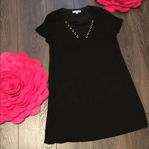 Beautiful SHE+SHY boutique black dress!❤️